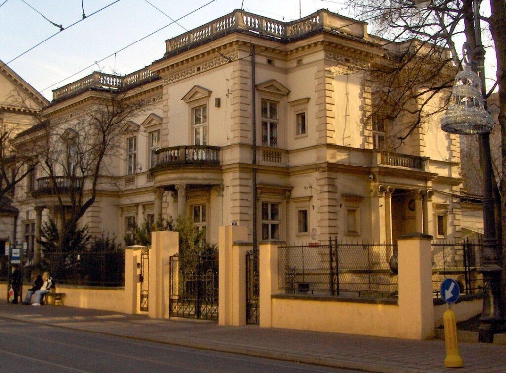 Oddziały Muzeum Narodowego w Krakowie