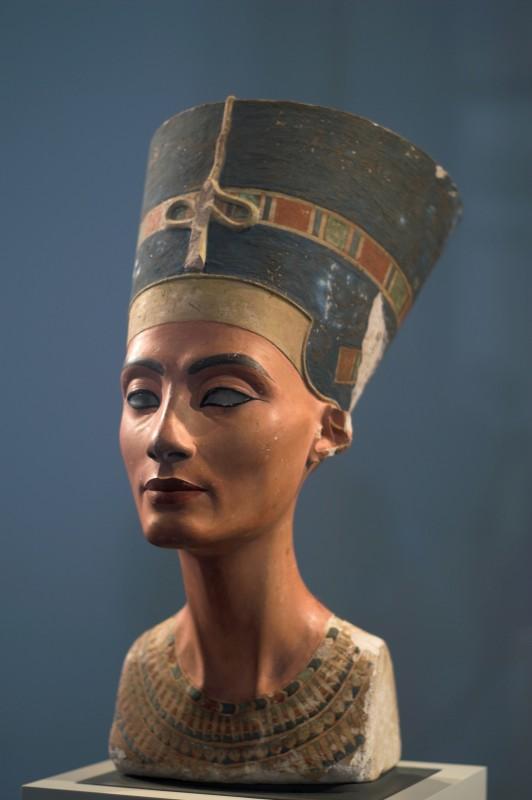 Przedstawienie człowieka w rzeźbie egipskiej